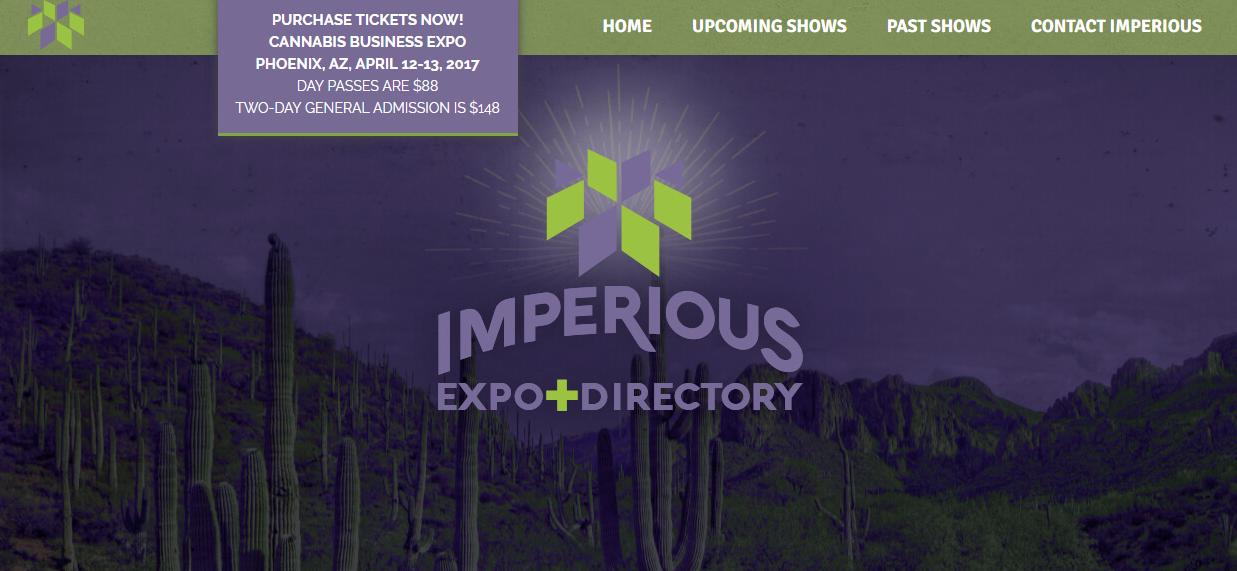 Imperious Expo Phoenix Arizona