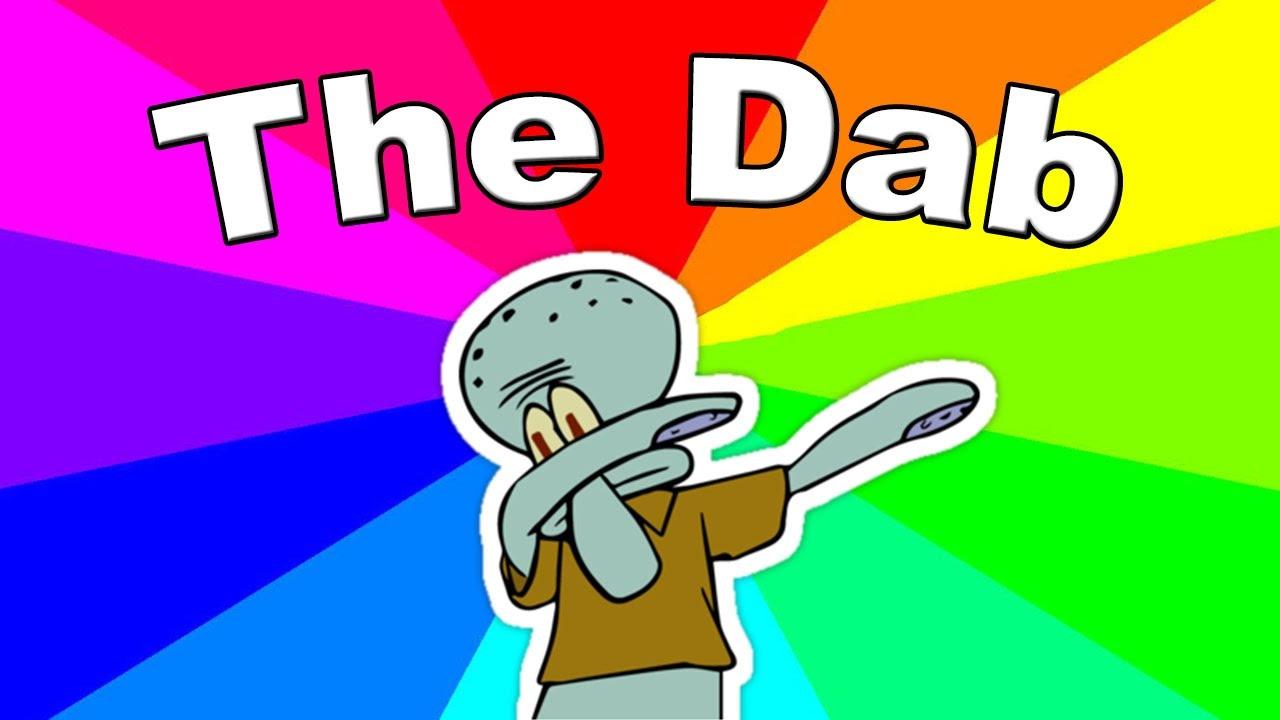 Do the dab